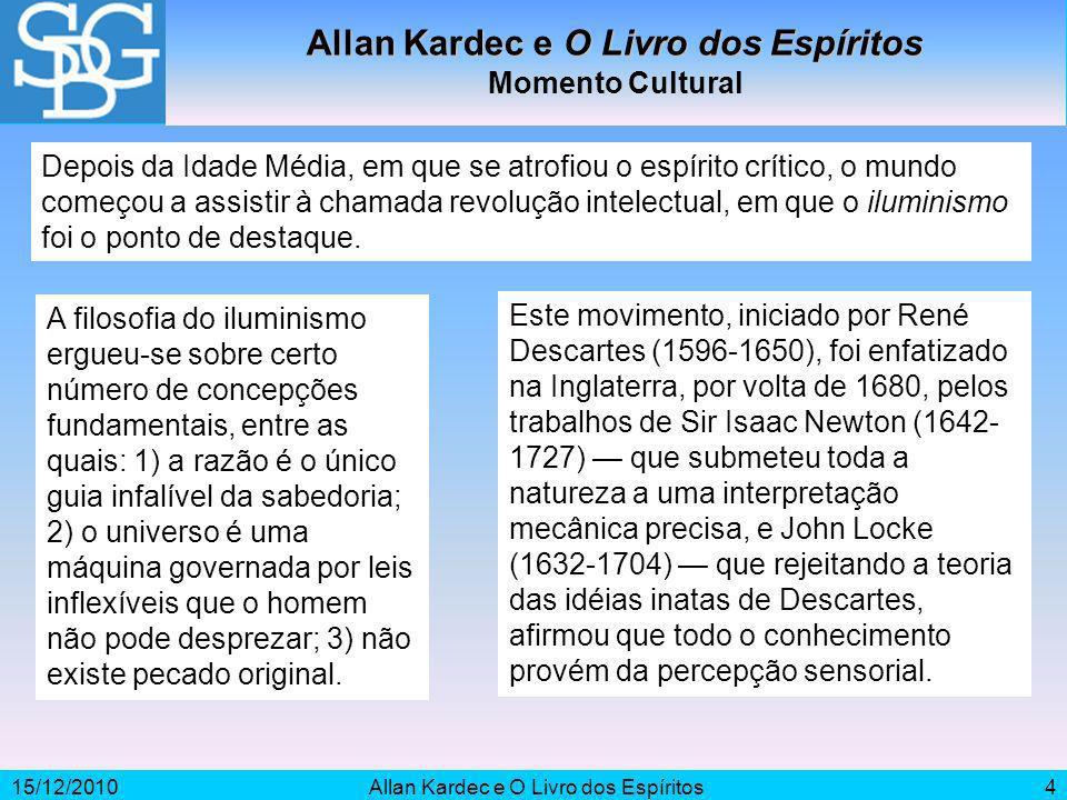 Allan Kardec e O Livro dos Espíritos