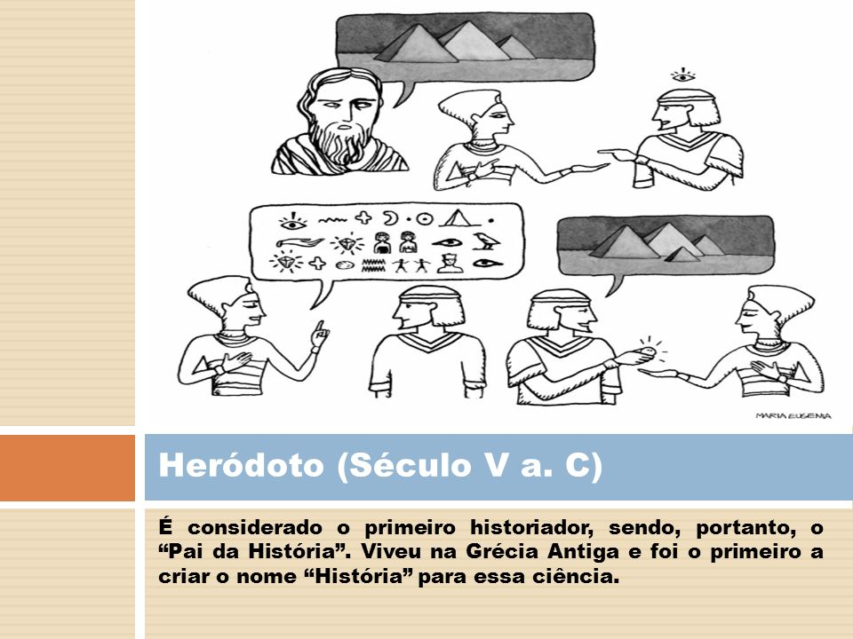 Heródoto (Século V a. C)