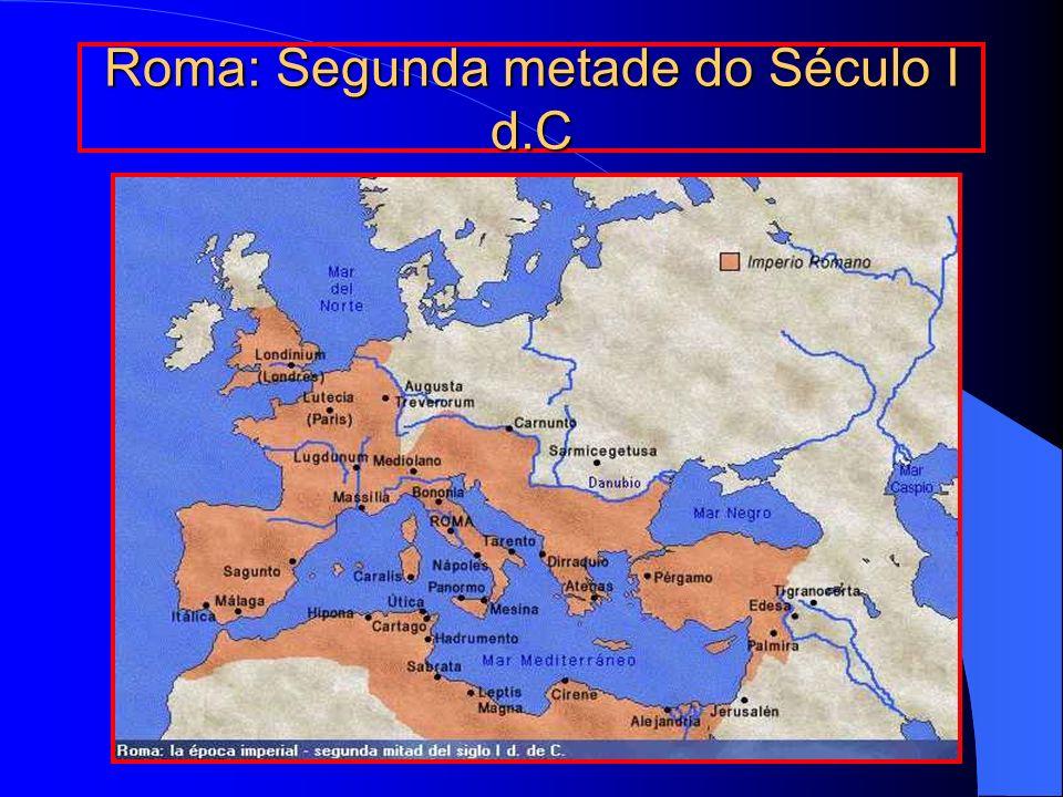 Roma: Segunda metade do Século I d.C