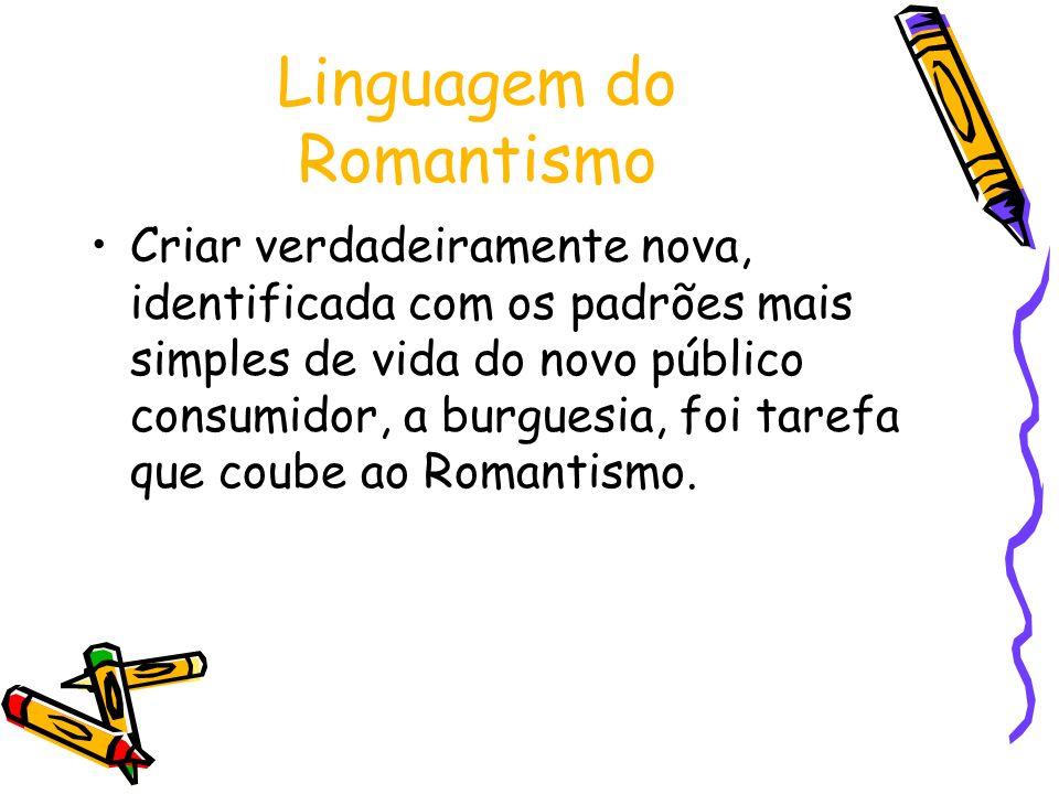 Linguagem do Romantismo