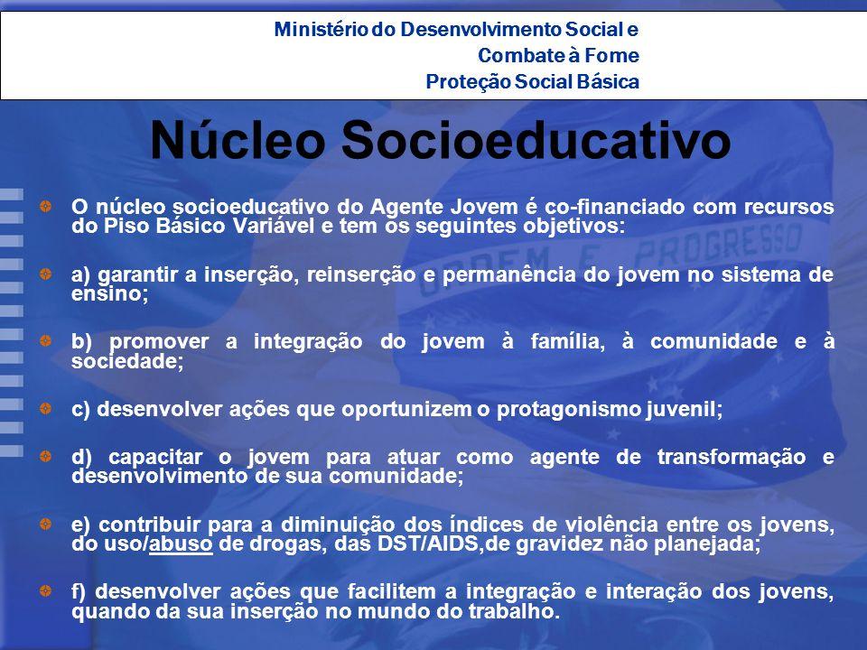 Núcleo Socioeducativo