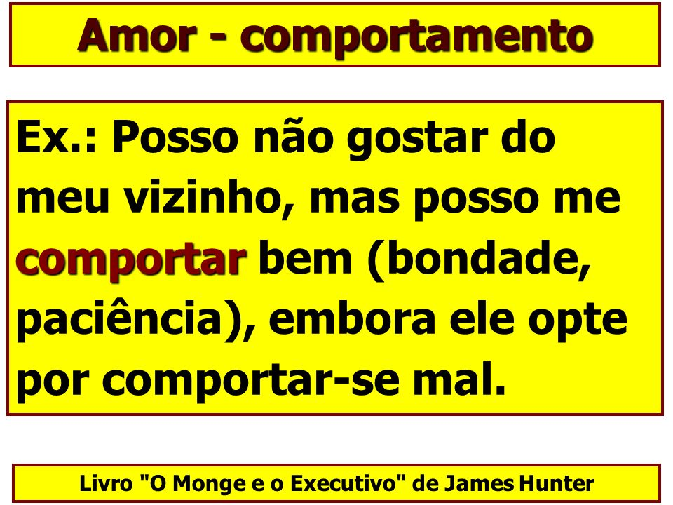 Livro O Monge e o Executivo de James Hunter