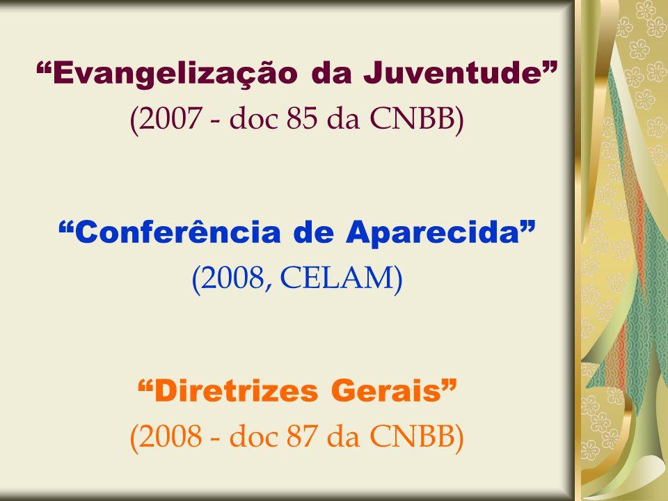 Evangelização da Juventude Conferência de Aparecida