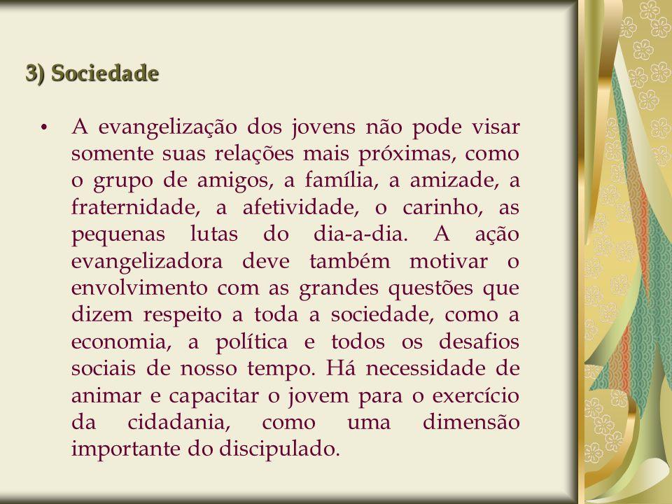 3) Sociedade