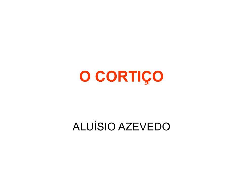 O CORTIÇO ALUÍSIO AZEVEDO
