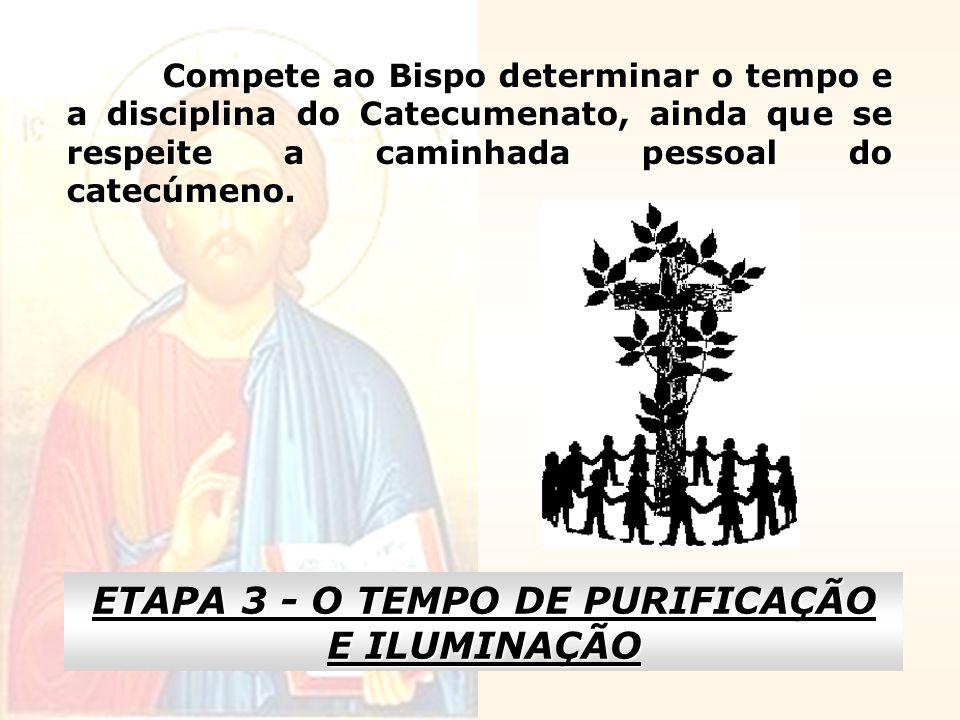 ETAPA 3 - O TEMPO DE PURIFICAÇÃO E ILUMINAÇÃO