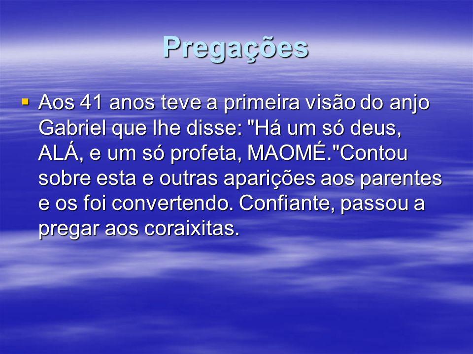Pregações