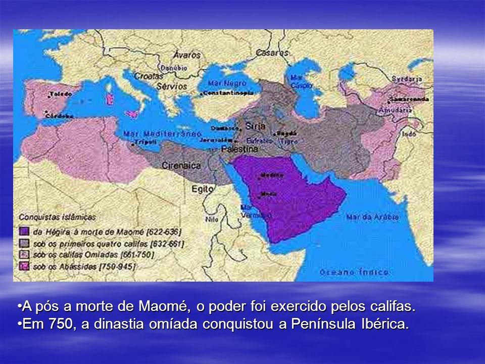 Expansão do mundo árabe