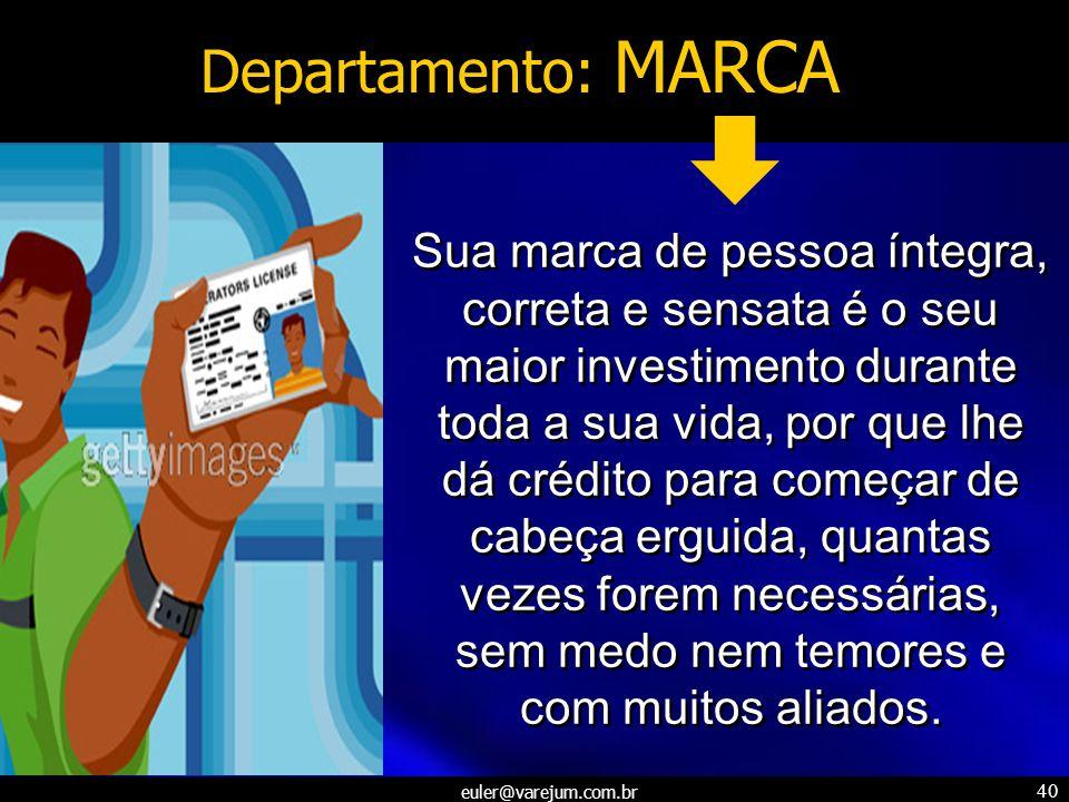 Departamento: MARCA