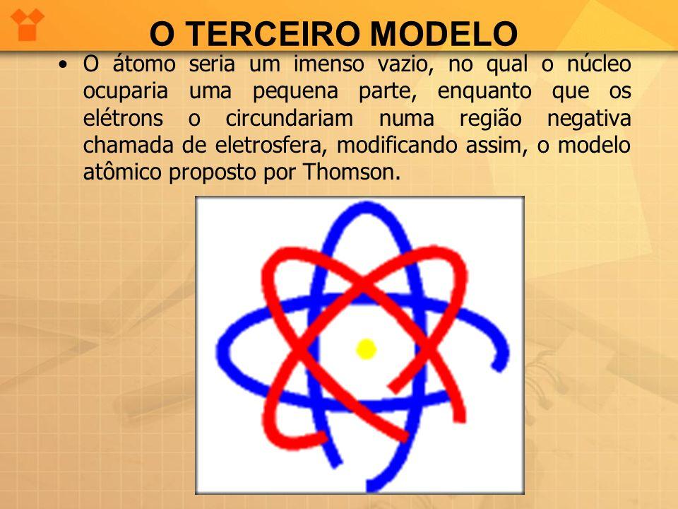 O TERCEIRO MODELO