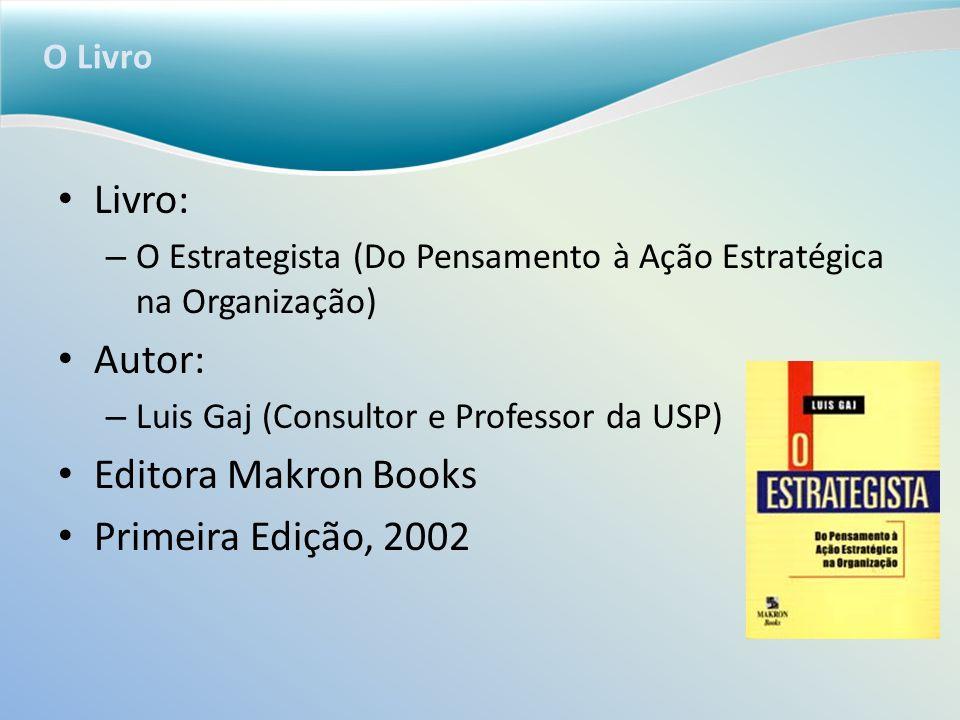 Livro: Autor: Editora Makron Books Primeira Edição, 2002 O Livro