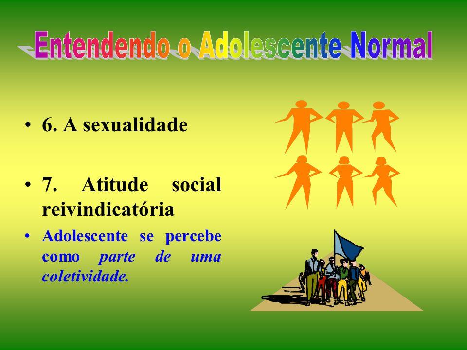 Entendendo o Adolescente Normal