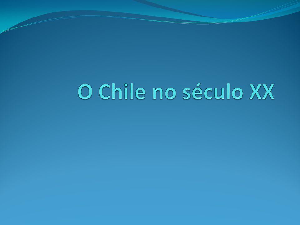 O Chile no século XX