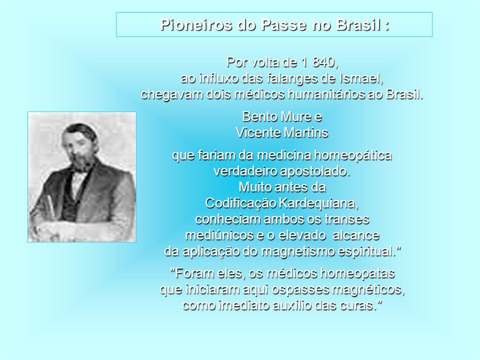 Pioneiros do Passe no Brasil :