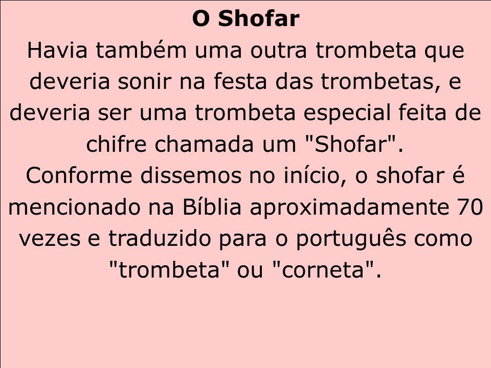 O Shofar