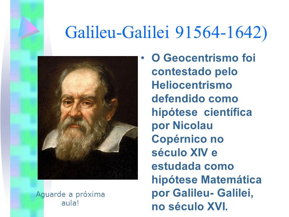 Galileu-Galilei 91564-1642)