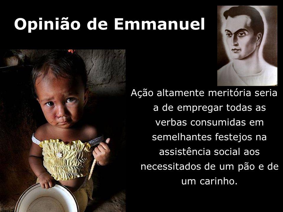 Opinião de Emmanuel