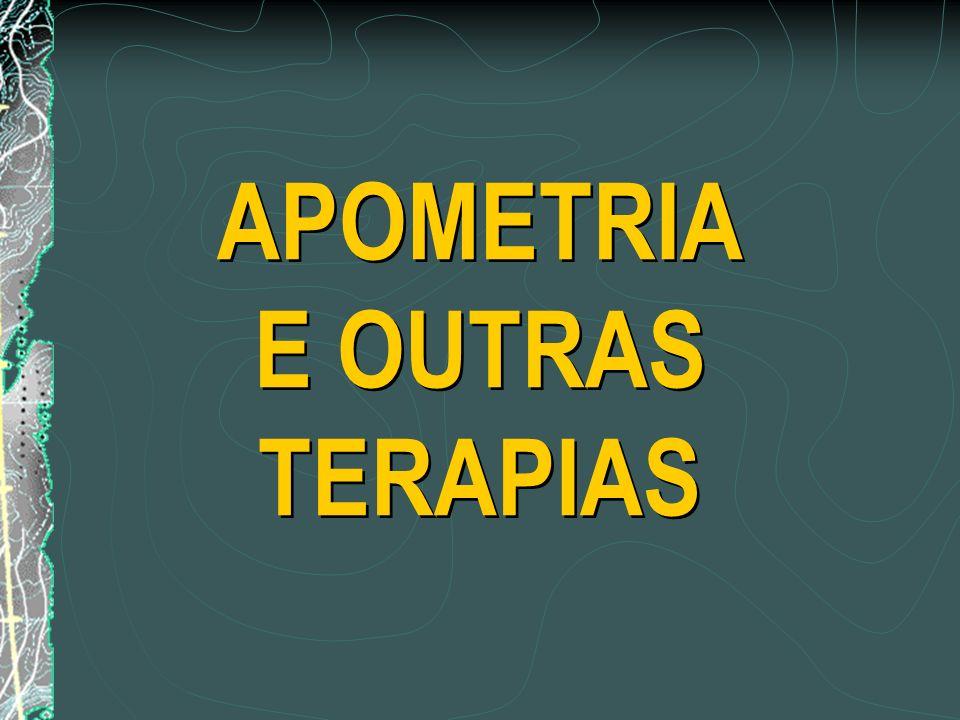 APOMETRIA E OUTRAS TERAPIAS