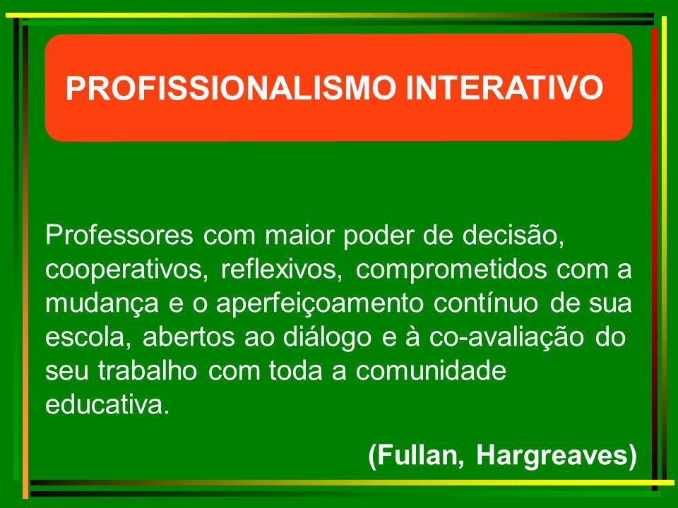 PROFISSIONALISMO INTERATIVO