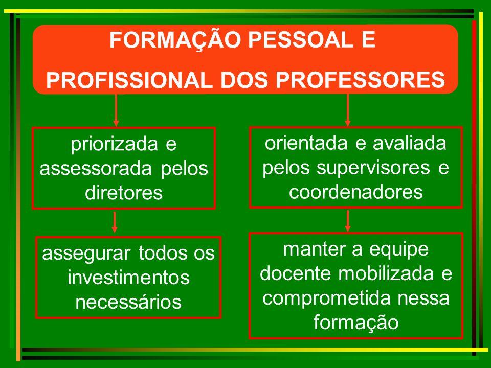 PROFISSIONAL DOS PROFESSORES