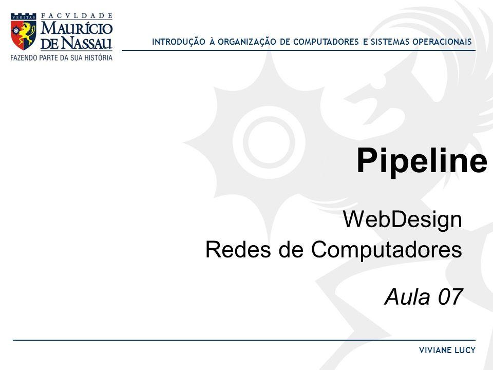 WebDesign Redes de Computadores Aula 07