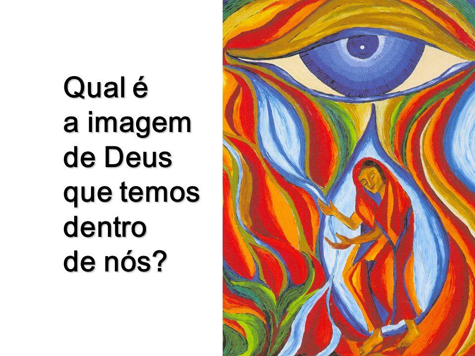 Qual é a imagem de Deus que temos dentro de nós