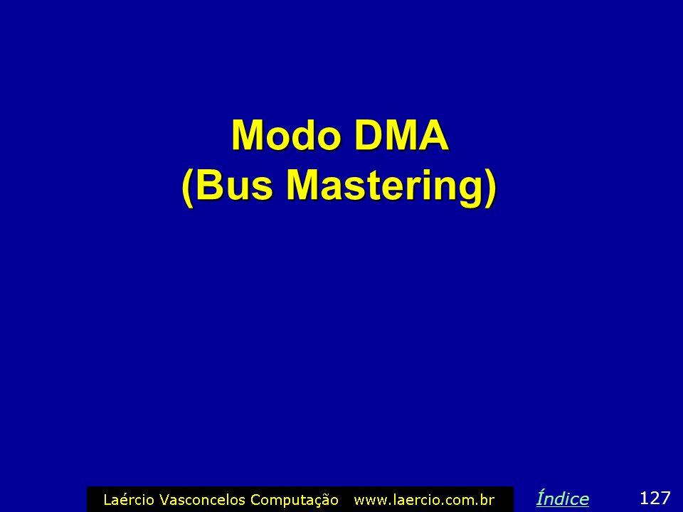Modo DMA (Bus Mastering)