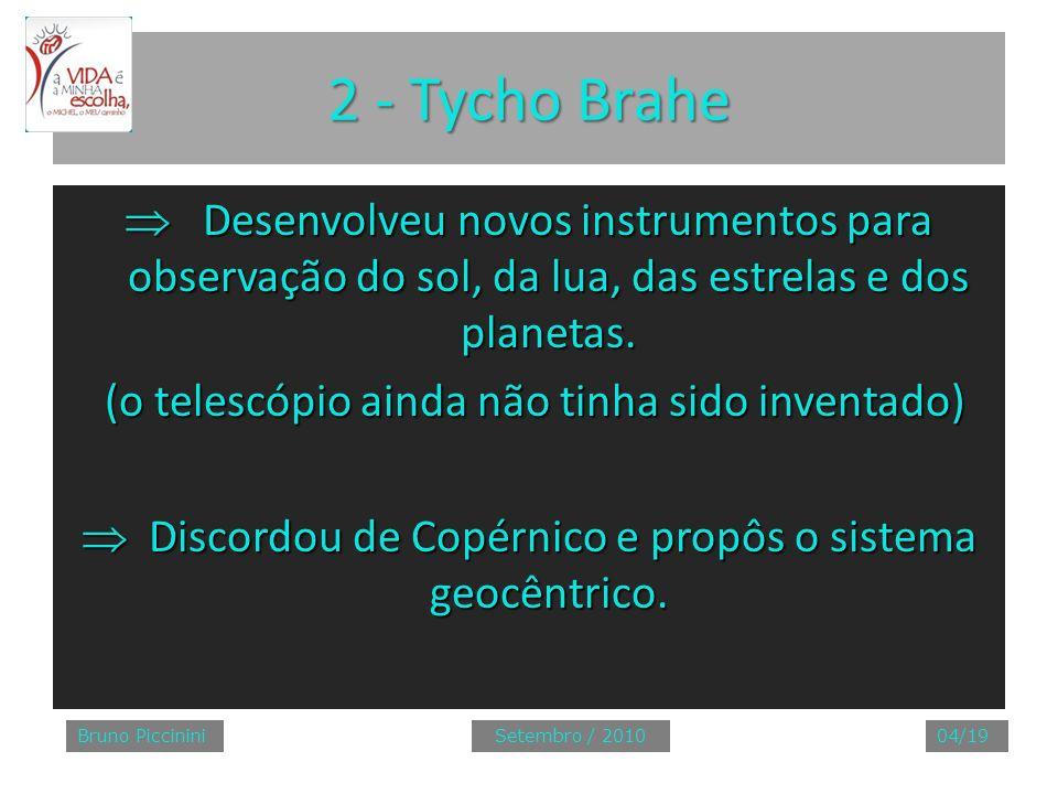 2 - Tycho Brahe