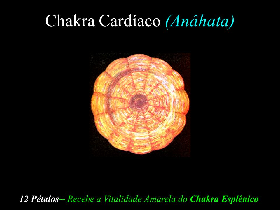Chakra Cardíaco (Anâhata)