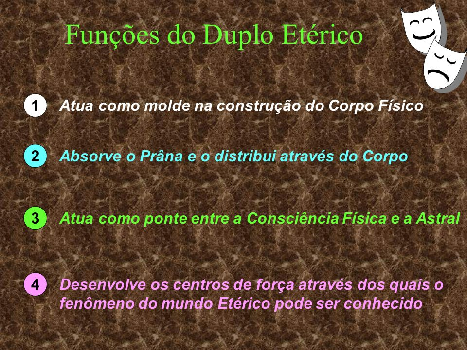 Funções do Duplo Etérico