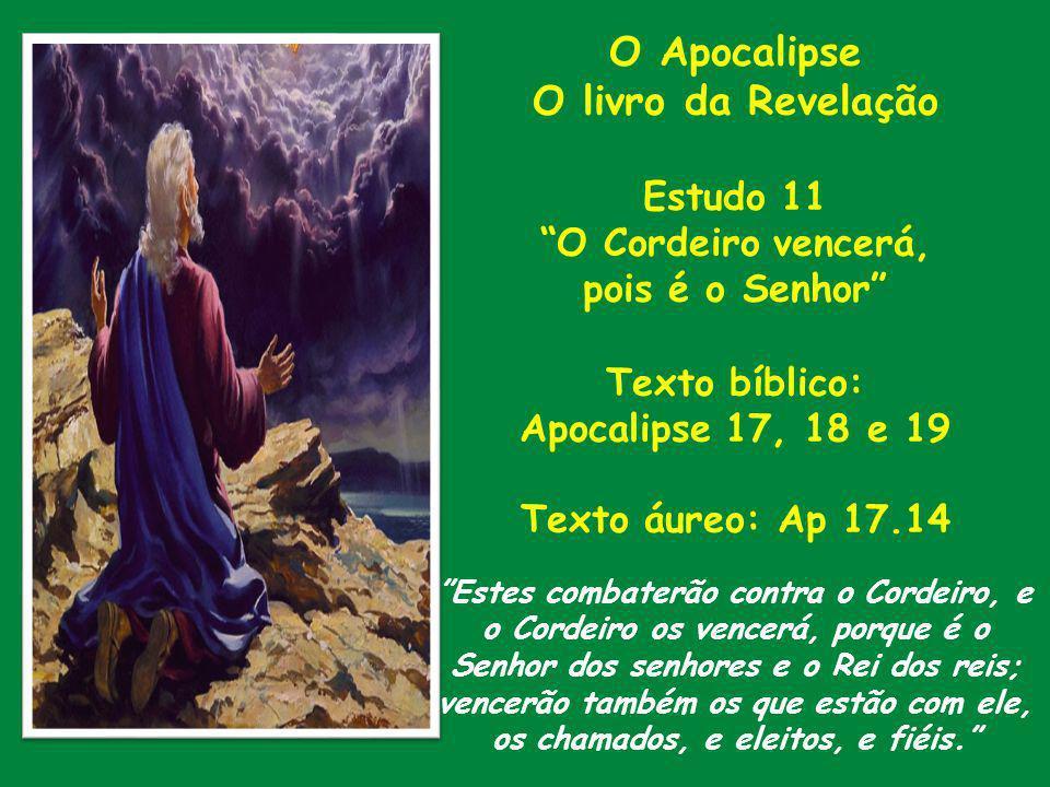 O Apocalipse O livro da Revelação