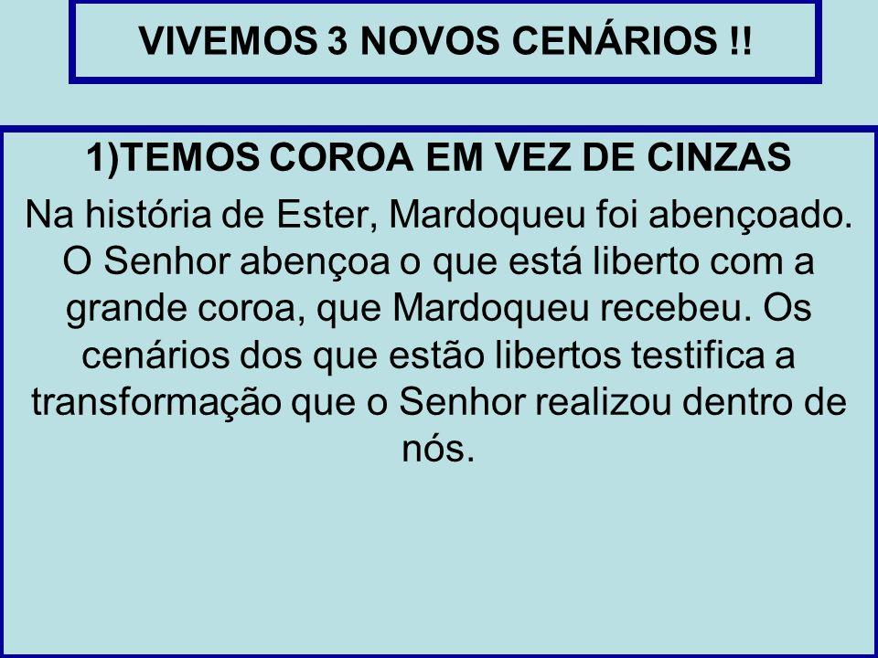 VIVEMOS 3 NOVOS CENÁRIOS !!