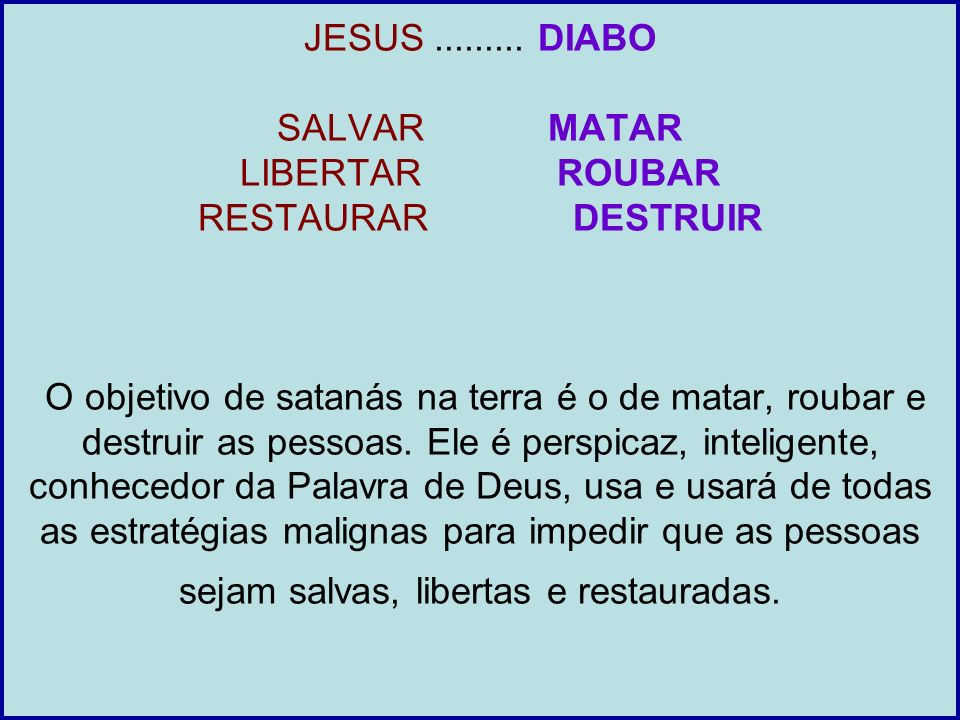 JESUS .........