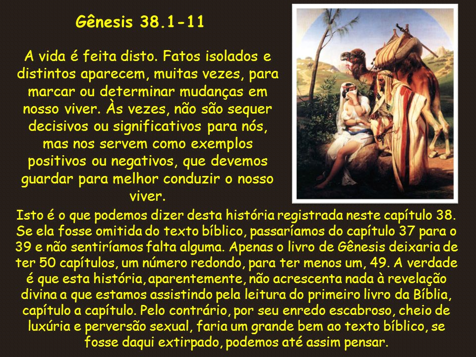 Gênesis 38.1-11