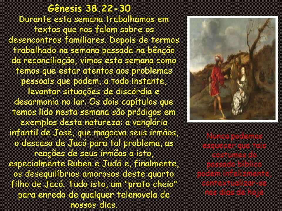 Gênesis 38.22-30