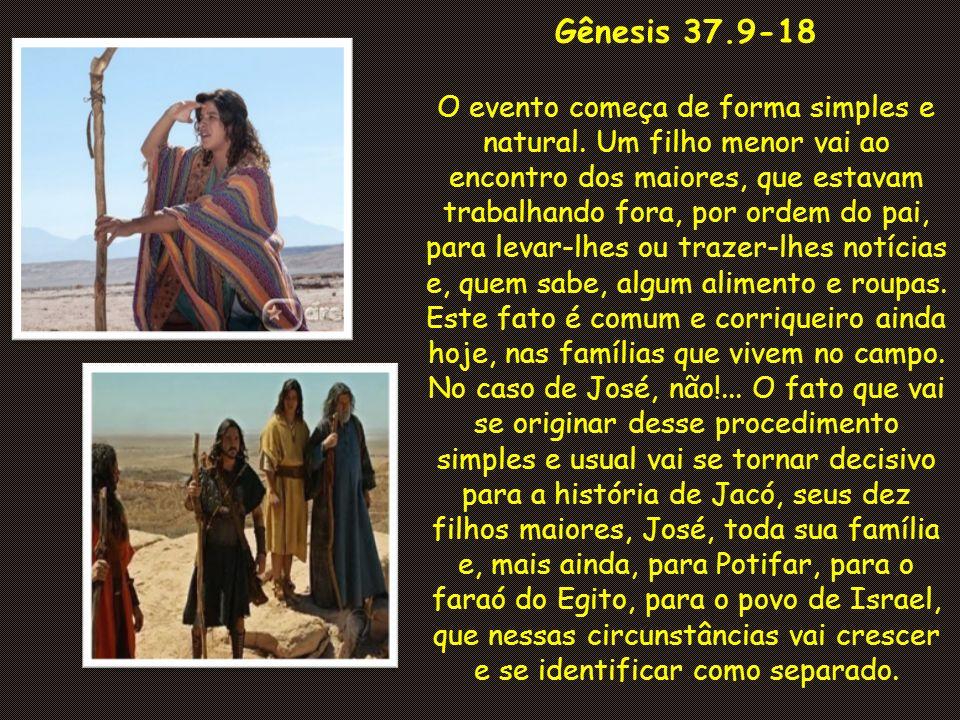 Gênesis 37.9-18