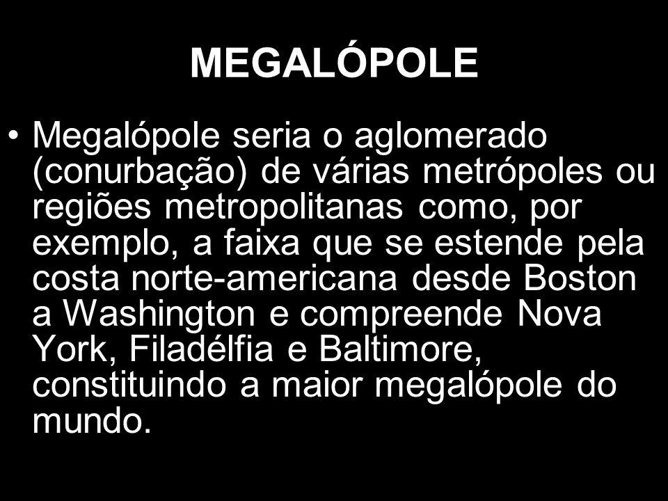 MEGALÓPOLE