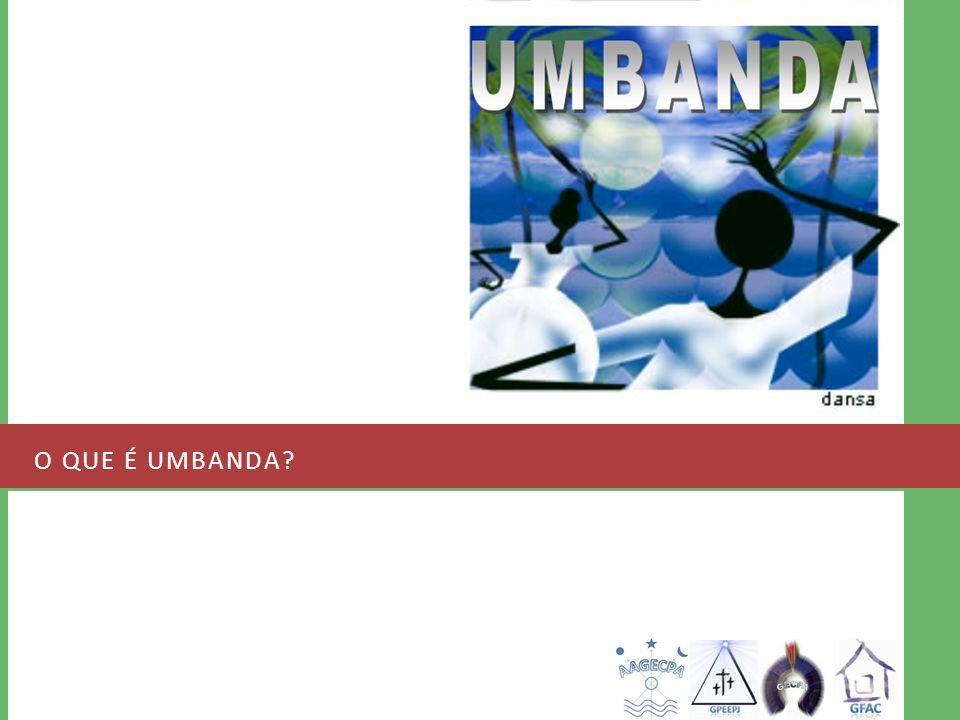 O que é umbanda