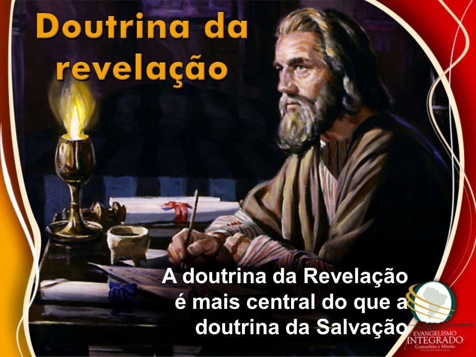 A doutrina da Revelação