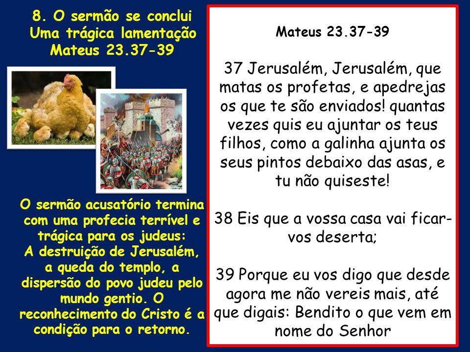 A destruição de Jerusalém,