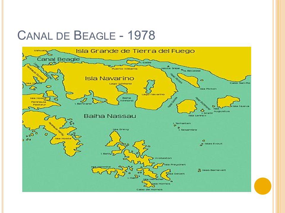 Canal de Beagle - 1978