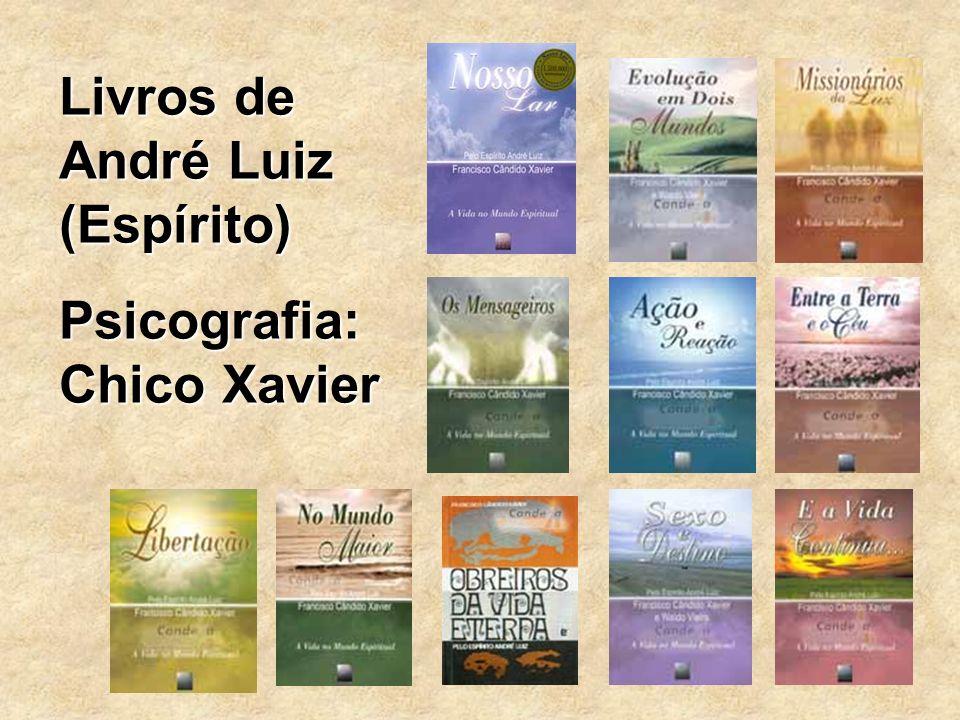 Livros de André Luiz (Espírito)