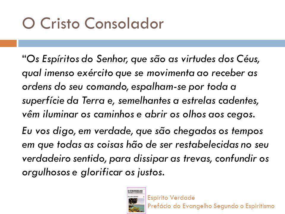 O Cristo Consolador