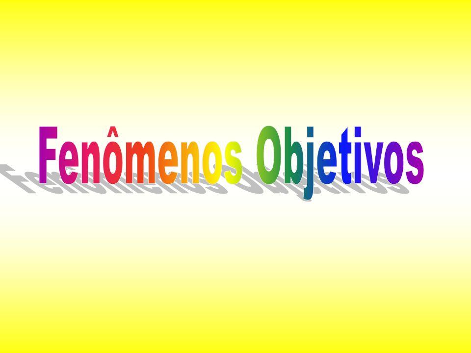 Fenômenos Objetivos