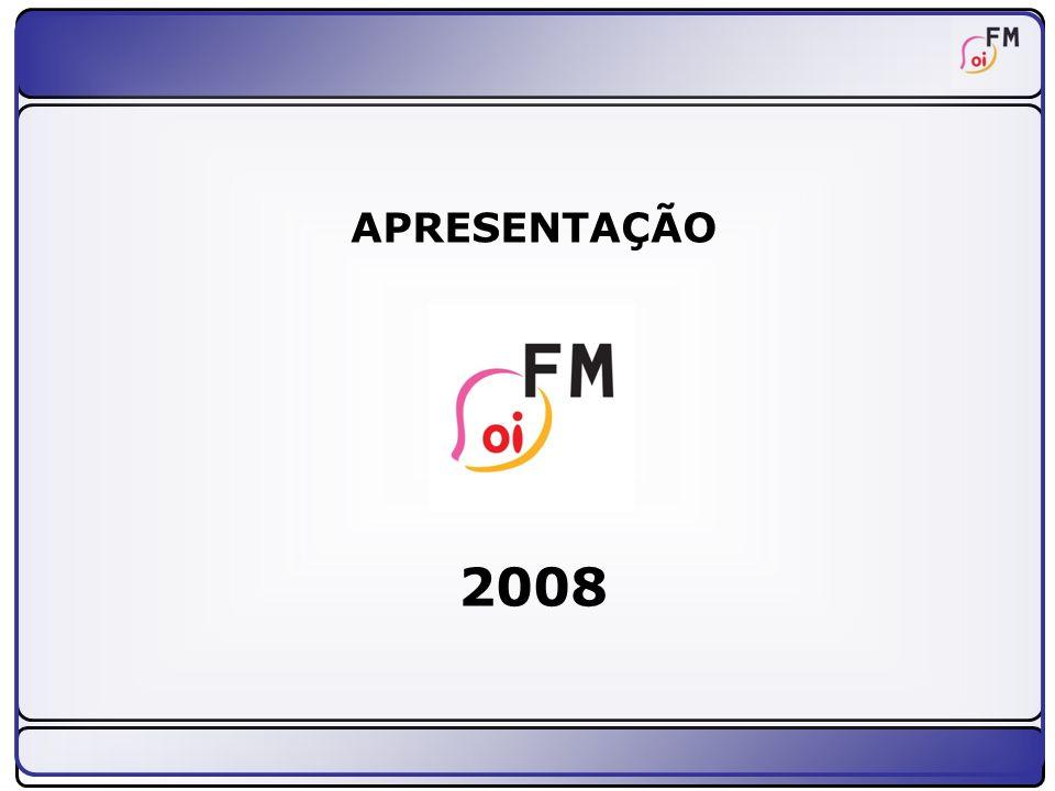 APRESENTAÇÃO 2008