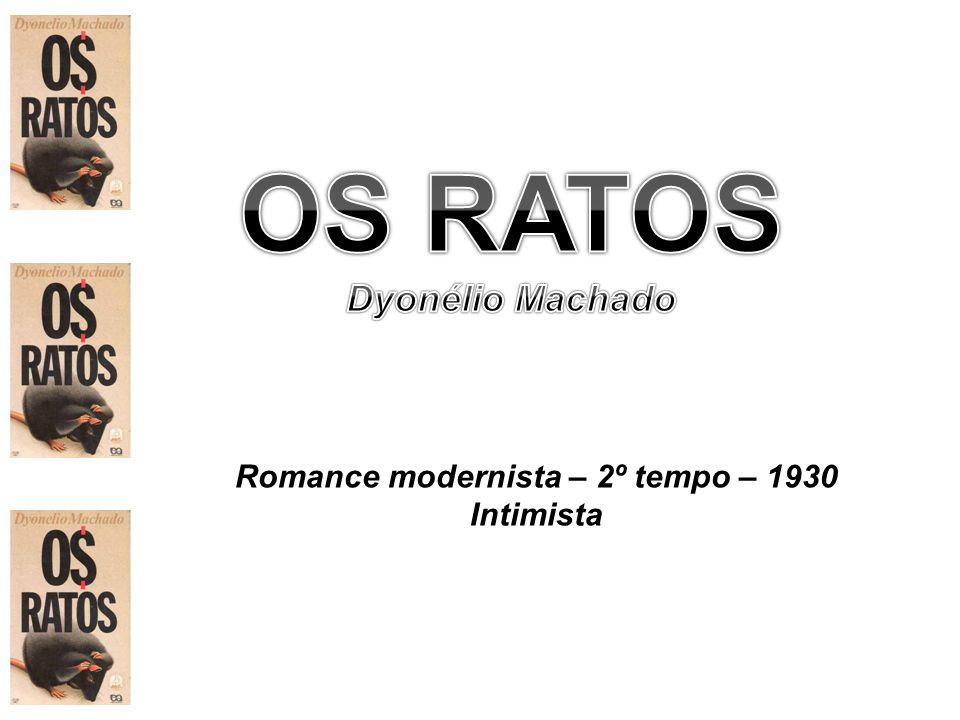 Romance modernista – 2º tempo – 1930