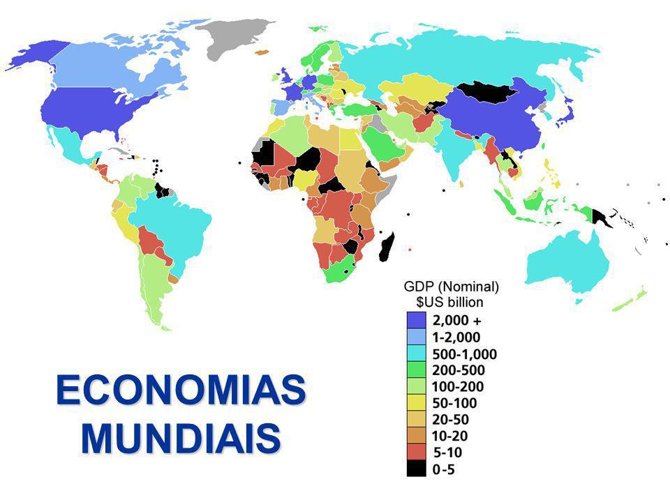 ECONOMIAS MUNDIAIS