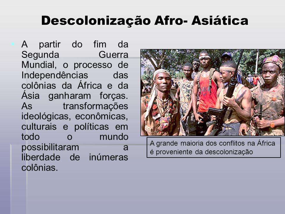 Descolonização Afro- Asiática