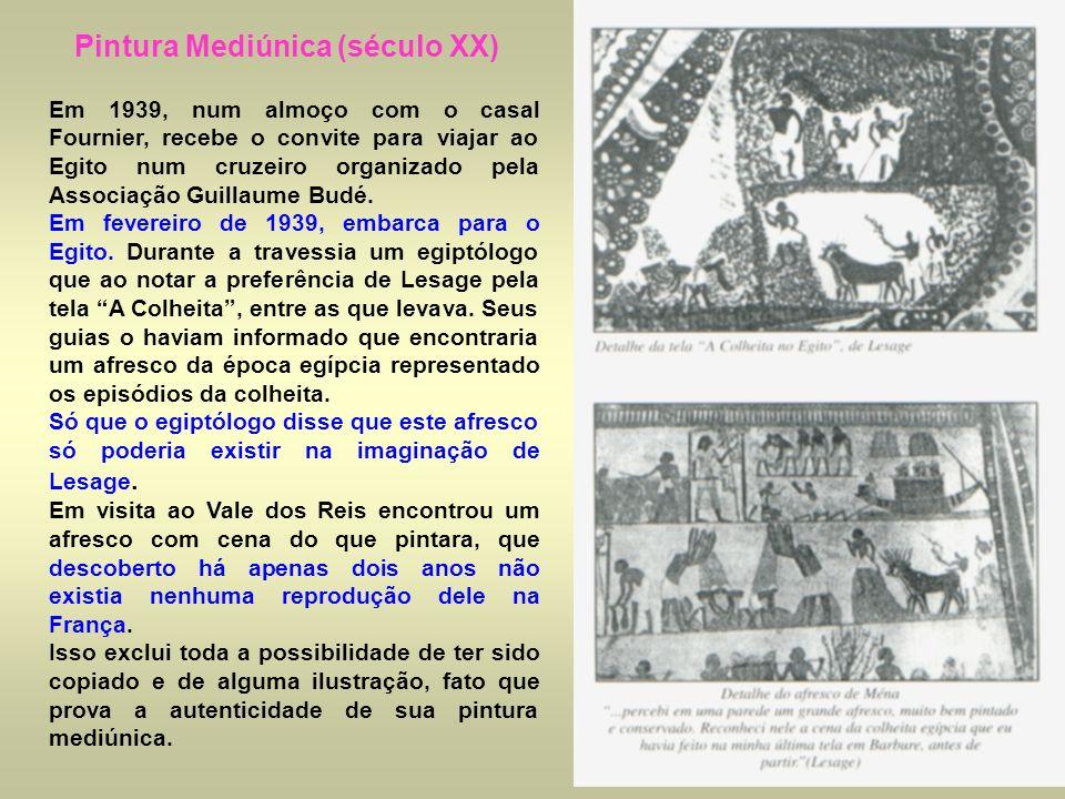 Pintura Mediúnica (século XX)