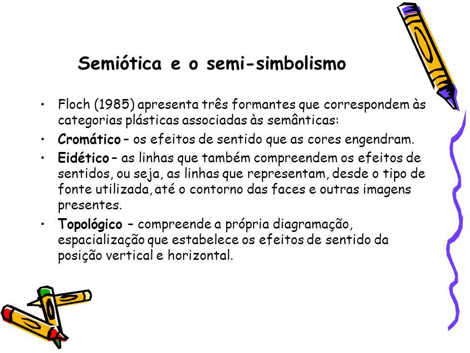 Semiótica e o semi-simbolismo